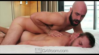 GayRoom – Pounded oiled ass with Chandler Scott and Lex Ryan YedGayxxx